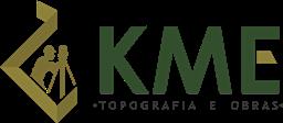Logotipo KME Topografia